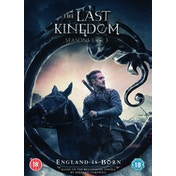 Last Kingdom Season 1-3 DVD