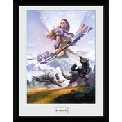 Horizon Zero Dawn Complete Edition Collector Print