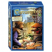 Carcassonne Traders & Builders (2015) Expansion 2 Board Game