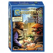Carcassonne Traders & Builders (2015) Expansion 2