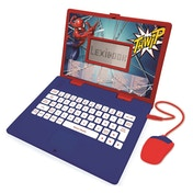 Spider-Man Bilingual Educational Laptop with 124 Activites