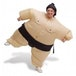 Thumbs Up! Inflatable Sumo Costume - Image 2