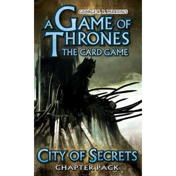 A Game of Thrones: The Card Game 2nd Edition – City of Secrets