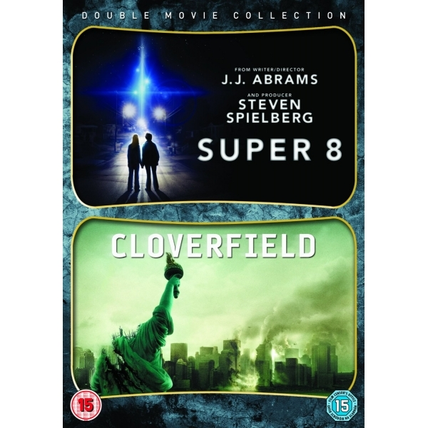 Cloverfield & Super 8 DVD
