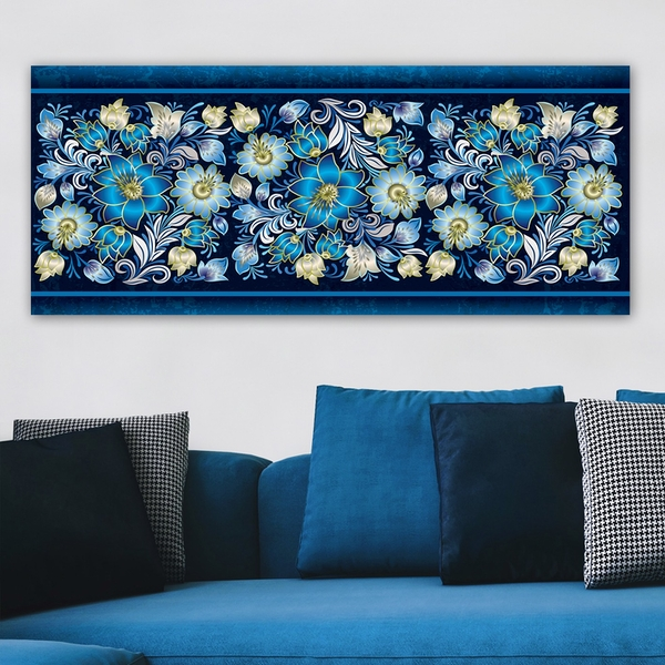 YTY856769_50120 Multicolor Decorative Canvas Painting