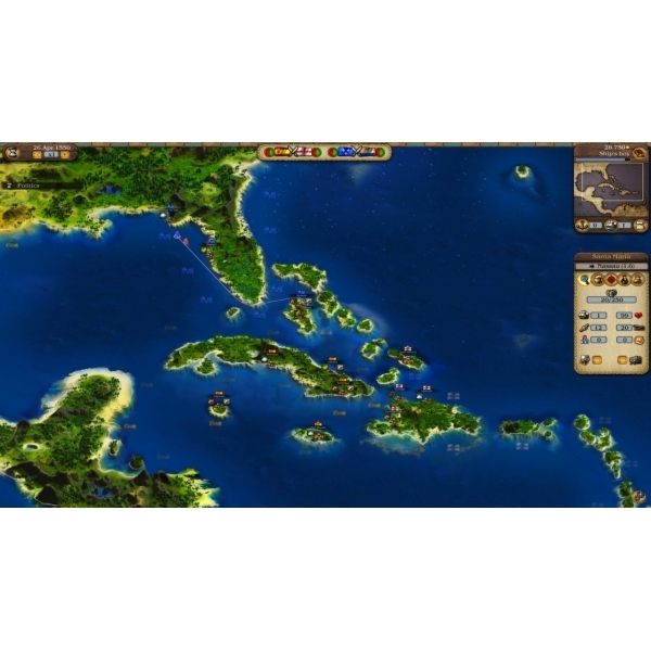 Patrician IV Gold Edition & Port Royale 3 Gold Edition Double Pack PC Game - Image 6