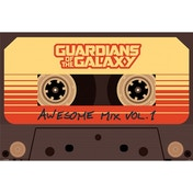 Guardians Of The Galaxy (awesome Mix Vol. 1) Maxi Poster
