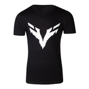 Ghost Recon - The Wolves Men's Medium T-Shirt - Black