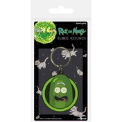Rick and Morty - Pickle Rick Keychain