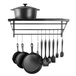 Wall Mounted Kitchen Rack | M&W - Image 5