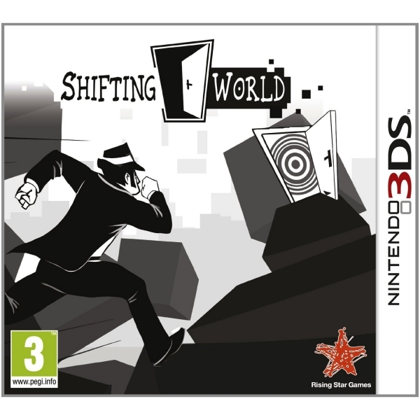 Shifting World Game 3DS