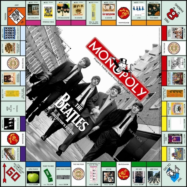 The Beatles Monopoly - Image 2