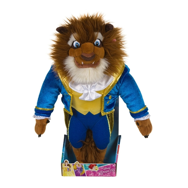 Beast (Disney\'s Beauty & The Beast) 10 Inch Plush Toy