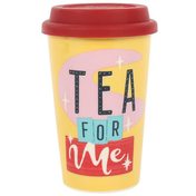 Tea for me Travel Mug