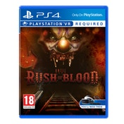 Until Dawn Rush Of Blood PS4 Game (PSVR Required)