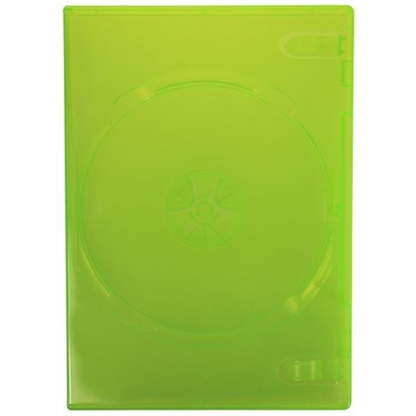Replacement Official Case (Green) Xbox 360 - Image 2
