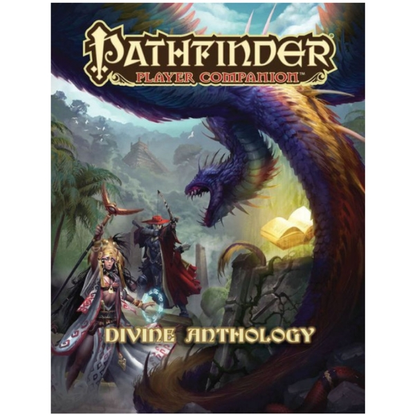 Pathfinder Player Companion: Divine Anthology