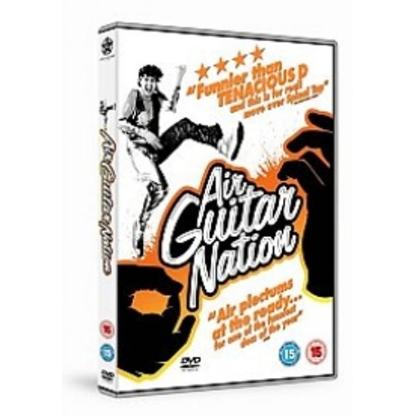 Air Guitar Nation DVD