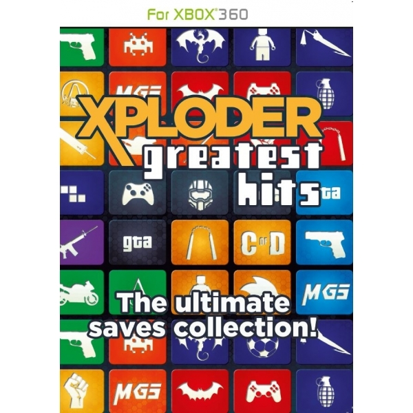 Xploder Greatest Hits Collection Xbox 360 Game