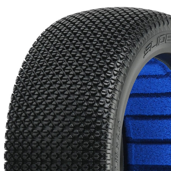 Proline 'Slide Lock' S3 Soft 1/8 Buggy Tyres W/Closed Cell