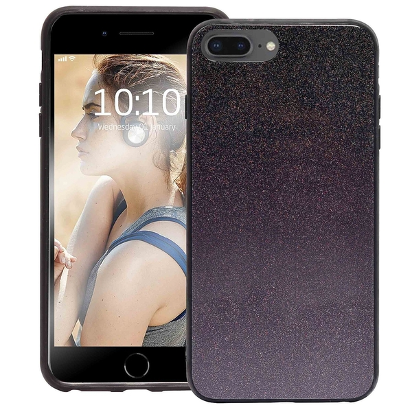 Groov-e GVMP062 Design Case for iPhone XS Max - Black Glitter