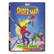 The Spectacular Spider-Man Volume 3 DVD