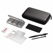 Ex-Display Nintendo 3DS XL 8in1 Starter Kit (Black) Used - Like New