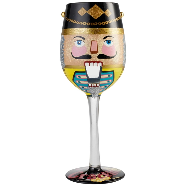 Cracker Wine Glass