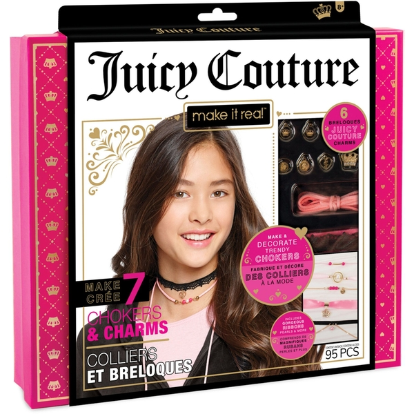Make It Real - Juicy Couture Chokers & Charms Activity Set