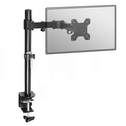 Single Long Arm Monitor Stand | M&W
