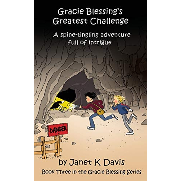 Gracie Blessing's Greatest Challenge  Paperback / softback 2019