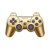 Official Sony DualShock 3 Controller Gold Limited Edition PS3
