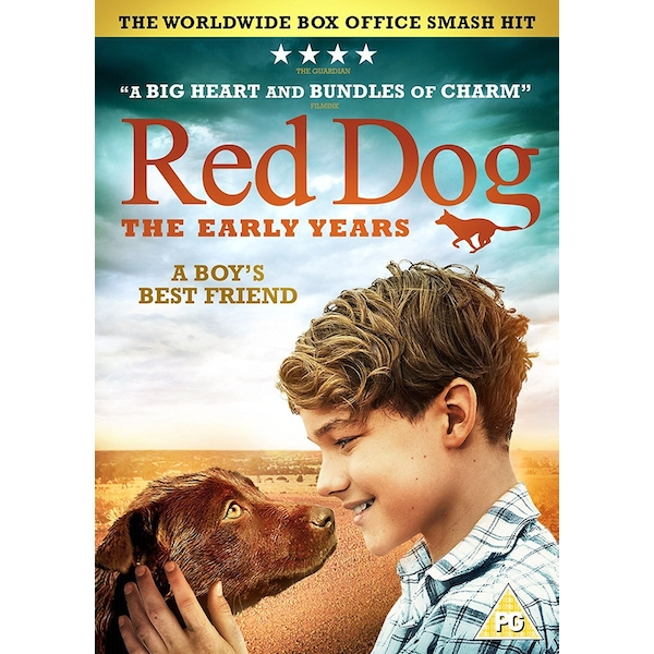 Red Dog The Early Years DVD