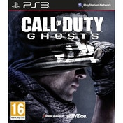 Call Of Duty Ghosts Game PS3