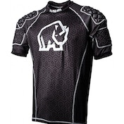 Rhino Pro Body Protection Top Adult Black - Large
