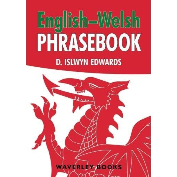 English-Welsh Phrasebook by D. Islwyn Edwards (Paperback, 2017)