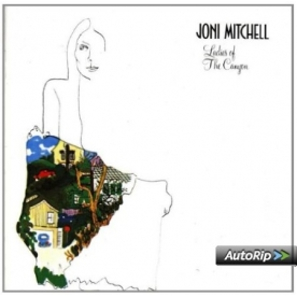 Joni Mitchell - Ladies Of The Canyon CD