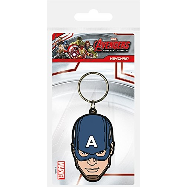 Marvel: Avengers Age of Ultron - Captain America Keychain
