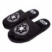 Galactic Empire Star Wars Slippers Black Medium (UK 5-7)