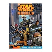 Star Wars Rebels Sticker Starter Pack
