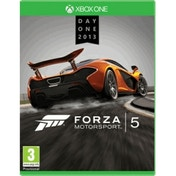 Forza Motorsport 5 Day One Edition Xbox One Game