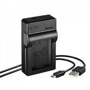 Hama Travel USB Charger for Sony NP-FW50