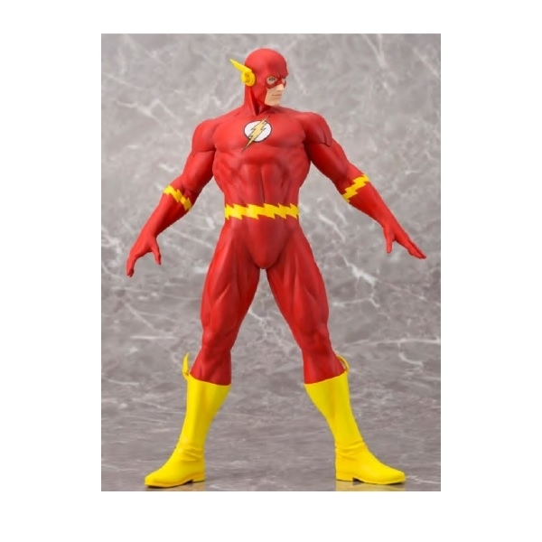 The Flash (DC Comics) Kotobukiya ArtFX 1:6 Scale Statue