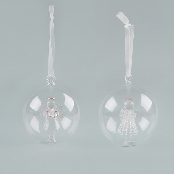Sass & Belle Christmas Angel Bauble (One Random Supplied)