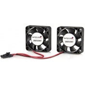 Drive Drawer Replacement Fan Kit for DRW115 Series Mobile Racks Hard drive cooler (Black)