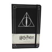 Deathly Hallows (Harry Potter) Hardcover Ruled Journal