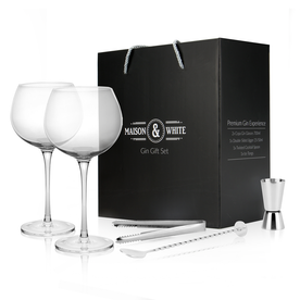Gin Glass Gift Set | M&W