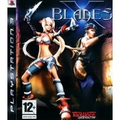 X-Blades Game PS3