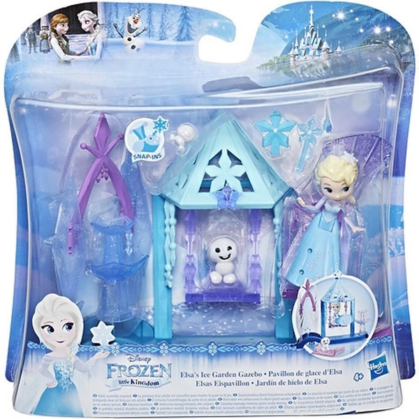 Frozen Small Doll Mini Playset - Elsa