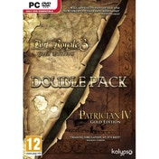 Patrician IV Gold Edition & Port Royale 3 Gold Edition Double Pack PC Game